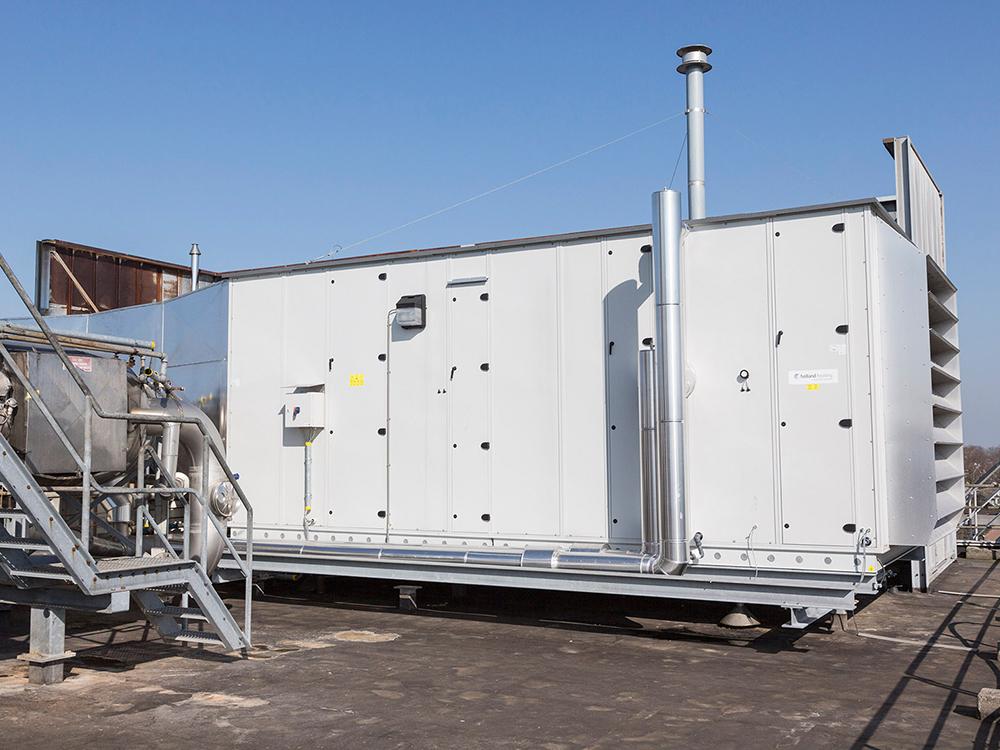 Unitherm klimaattechniek producten industriele luchtbehandeling en ventilatie