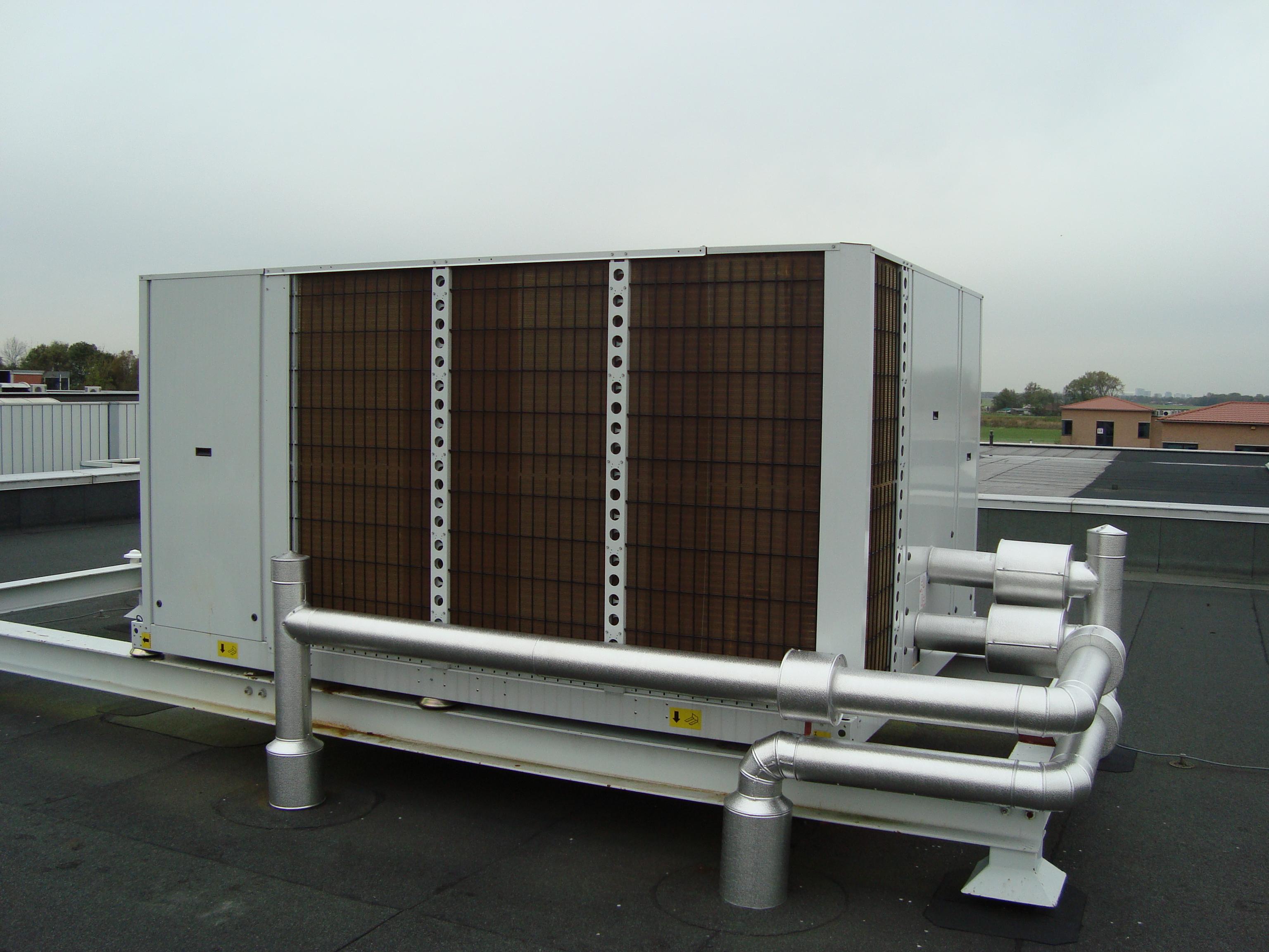 Unitherm klimaattechniek producten koelmachines