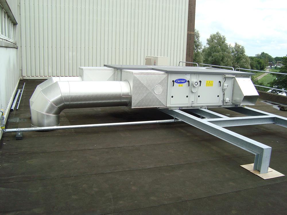 Unitherm klimaattechniek producten luchtbehandeling en ventilatie
